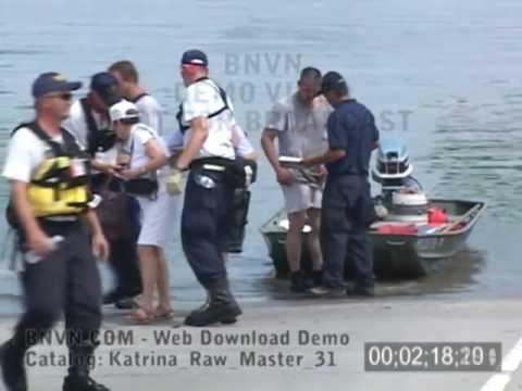 8/30/2005 Hurricane Katrina, New Orleans, LA Aftermath Video - Katrina Raw Master 31