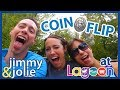 Our Day at Lagoon Amusement Park (Frightmares) - Determined by Flipping a Coin