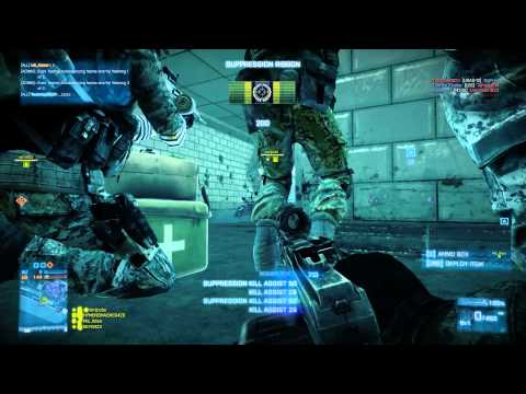 advanced metro tactics: suppression