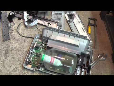 Из лазерного принтера своими руками
