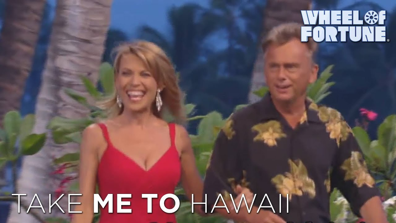 Wheel Of Fortune Take Me To Hawaii Sweepstakes Youtube