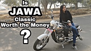JAWA First Ride Review | Complete Walk around | Engineer Singh