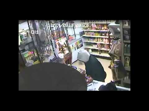 Armed Robbery at Woodlynne Market