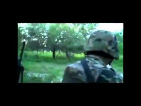 Enfrentamiento  armado entre Marinos Vs Zetas balacera en Vivo archivos clasificados