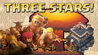 "Clash of Clans | ""Three Star Attacks"" 