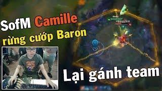 Bản lĩnh của SofM khi sử dụng vị tướng mới Camille?