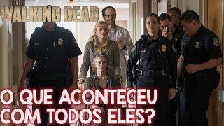 O que aconteceu com os policiais do hospital de Atlanta - The Walking Dead TEORIA