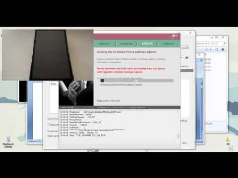 Actualizar LG L9 P768 Con ICS 4.0.4 A Jelly Bean 4.1.2