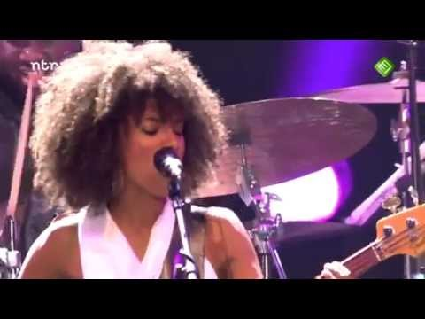 Esperanza Spalding  Crowned & Kissed LIVE @NorthSeaFestival