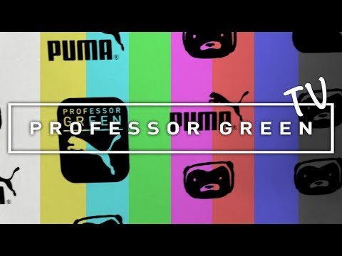 Professor Green x PUMA Launch Event