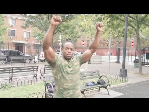 Can Shredda do 25 Muscle ups and 100 Dips in under 5 minutes?