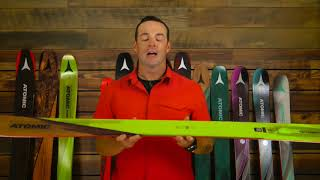 Atomic Backland Freeride 102 Skis- Men's 2018 Review