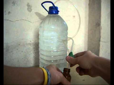 como hacer CDS Dióxido de Cloro MMS / Chlorine dioxide