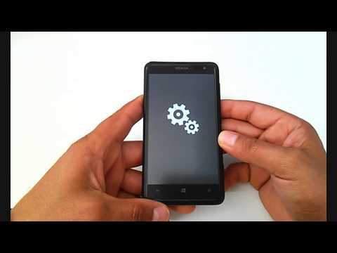 Microsoft  Nokia Lumia 520. 625. 630. 720. 730. 830. 920. 1020. 1320. 1520. Hard Reset. formatar.