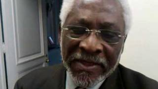Haiti Ambassador Raymond Joseph On Earthquake