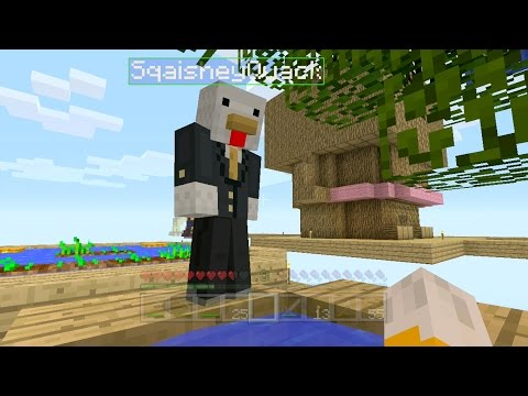 Minecraft Xbox - Sky Den - Audry The Alien (8)