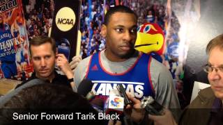 Self, Black, Selden and Embiid Discuss Fort Hays State