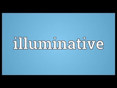 Header of illuminative