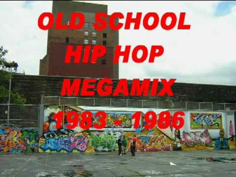 Old School Hip Hop Bits & Pieces 19831986