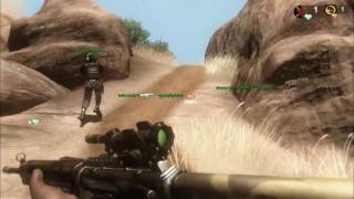 Far Cry 2 Online Gameplay - Capture the Diamond