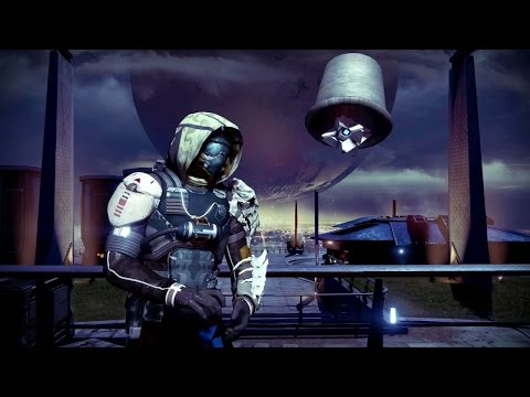 Destiny's Ghost Takes On The Ice Bucket Challenge video