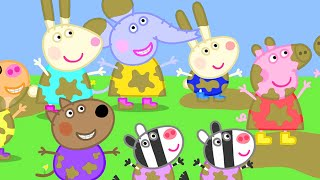 Kids Videos |Peppa and the Golden Boots| New Peppa Pig