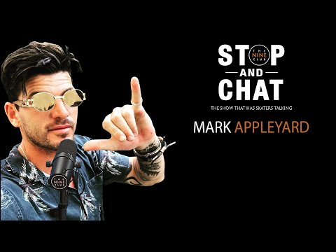 Mark Appleyard - Stop And Chat | The Nine Club With Chris Roberts