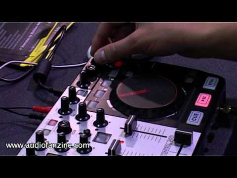MixVibes U Mix Control PRO Video Demo [NAMM 2011]