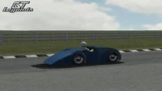 Bugatti Type 32 (1928) - WIP