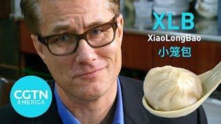 How to eat a xialongbao (soup dumpling) from an expert