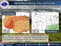 Summer 2017 Climate Summary and Fall Outlook