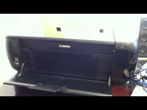 Canon Pixma MP495 review