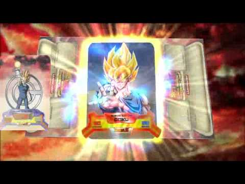 Dragonball Z NewEdition Super3D Lamincards