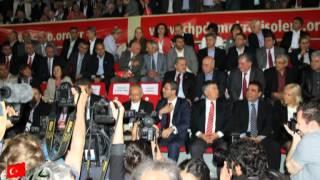 34 Olağan CHP İstanbul İl Kongresi