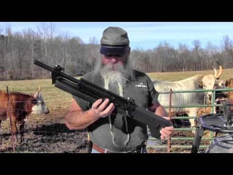 SRM 1216 12 Gauge Semi-Automatic Fighting Shotgun - Gunblast.com