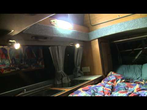 Toyota Granvia Camper Van from Poplar Motors