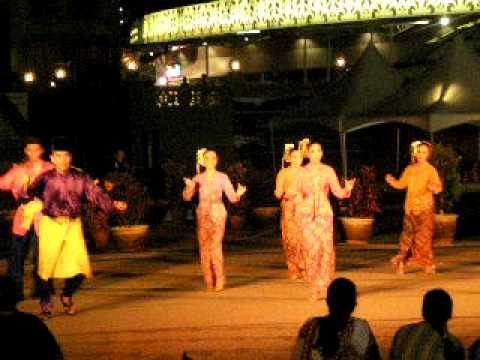 Malacca Heritage Day Dance Festival at Dataran Malacca Malaysia