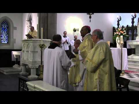 Opening Remarks at the Ordination Mass of Chris Alar, MIC