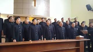 MARS Persekuatuan Kaum Bapak  Gereja  Toraja (PKBGT)