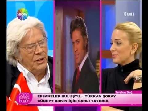 Cüneyt Arkin Esi Cocuklari Ailesi Sultan Türkan Soray Show Tv Canli Tümünü izle-ömer