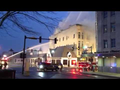 Findlay Oh fire 2/23/2012