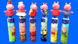 NEW * Peppa Pig Candy Bites TOYS SURPRISES Fashems Sanrio Hello Kitty Mashems NUM NOMS Cash Register