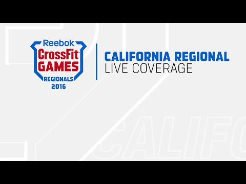 California Regional: Team Events 7, 8 & 9
