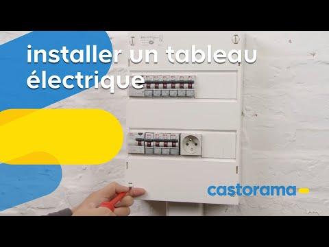 Norme lectrique habitation page 1 10 all - Comment brancher un tableau electrique ...
