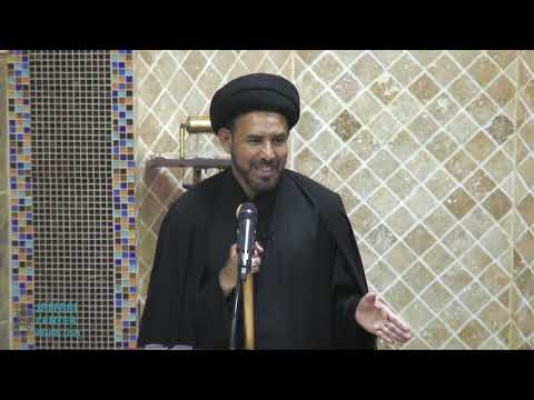 "Jumah Khutbah ""Life of Imam Zainul Abideen (as)"" 10/05/2018 - Maulana Syed Hussain Ali Nawab"