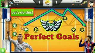 NETHERLANDS👍INSANE GAME NICE PERFECT GOALS👌SOCCER STARS TIPS AND TRICKS FOR 2019✅