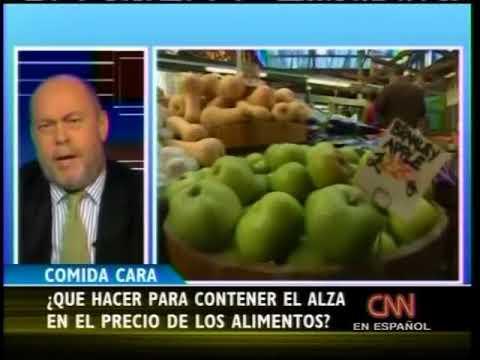 Crisis Mundial De Alimentos (CNN)