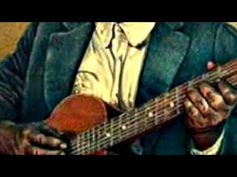 'Broke Down Engine' BLIND WILLIE McTELL (1933) Blues Guitar Legend