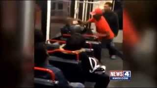 Chimps Attack on St. Louis Train After Michael Brown Question