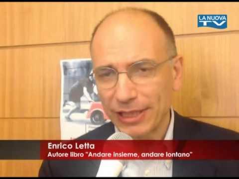 """Servizio la nuova TG """"Enrico Letta"""" 01-06-2015"""